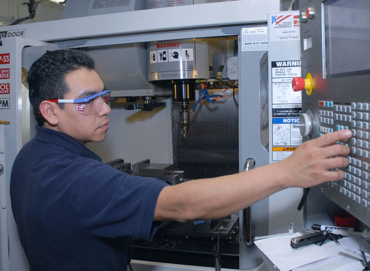 Machine Tool Technology / CNC