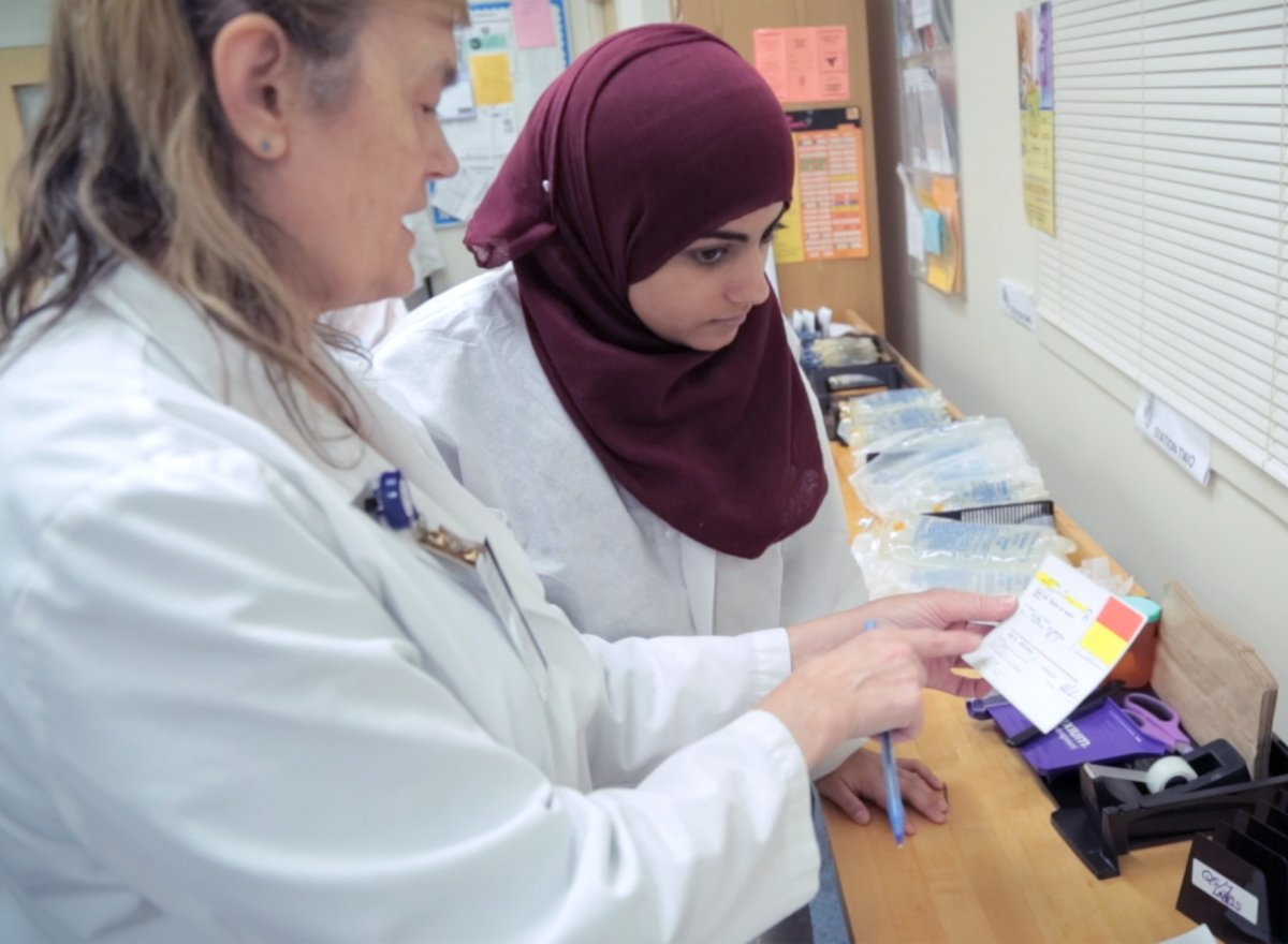 health professions fitness programs henry ford college pharmacy technician
