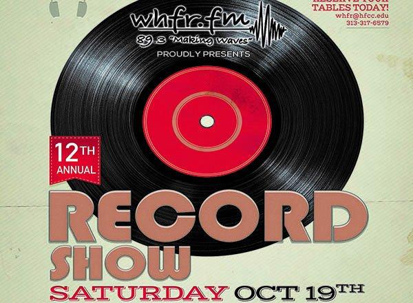 Record Show graphic