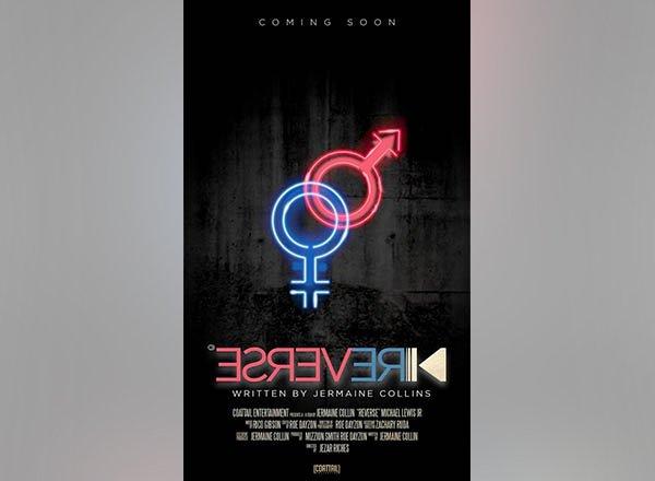 Reverse movie poster