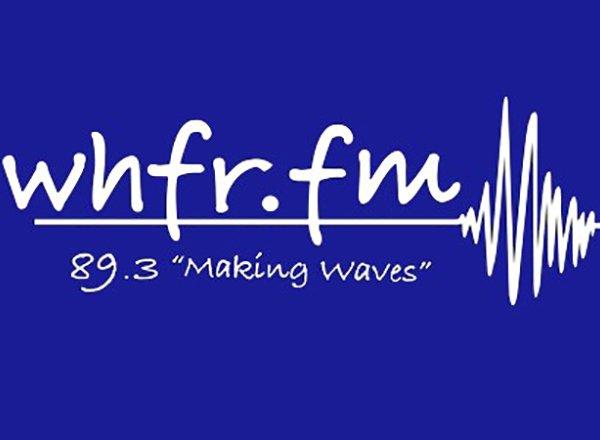 WHFR-FM logo