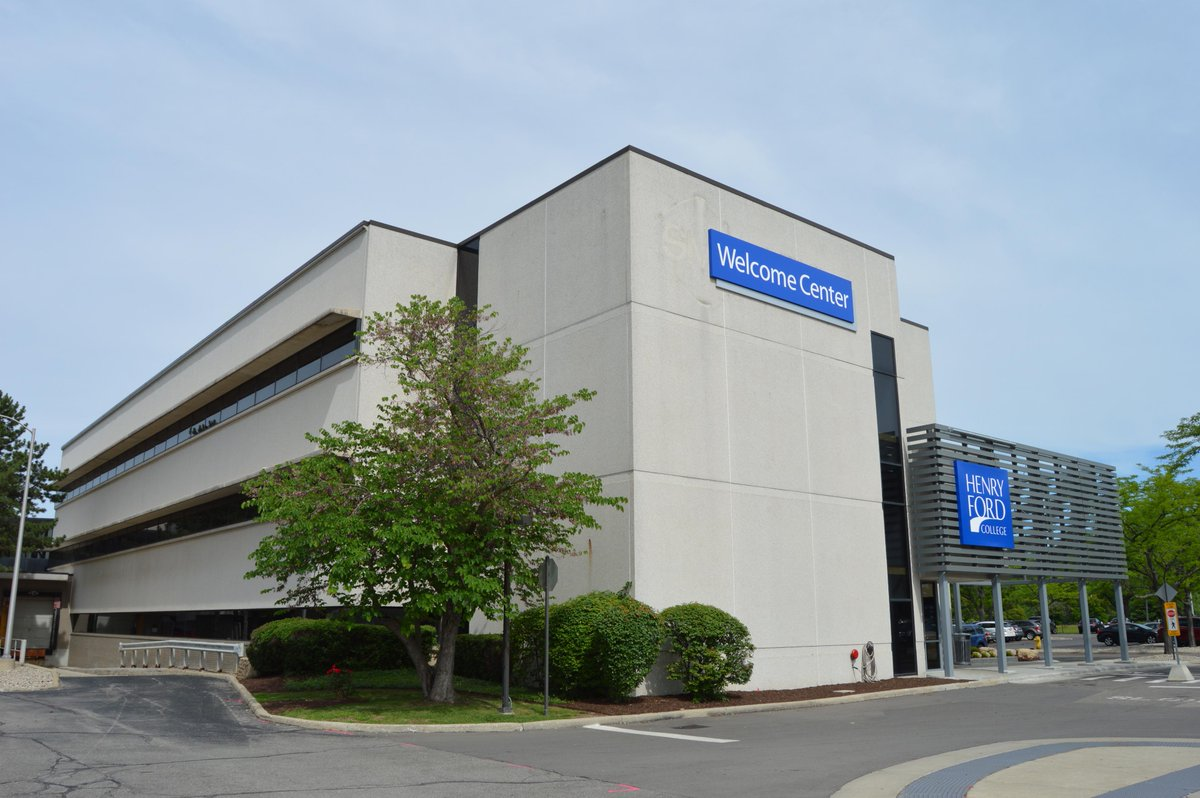 Henry Ford College Welcome Center