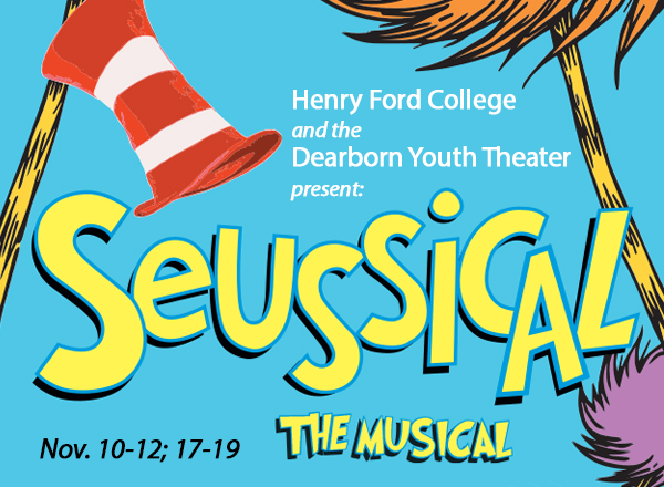 Seussical Decorative Flyer