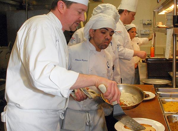 Culinary school essay