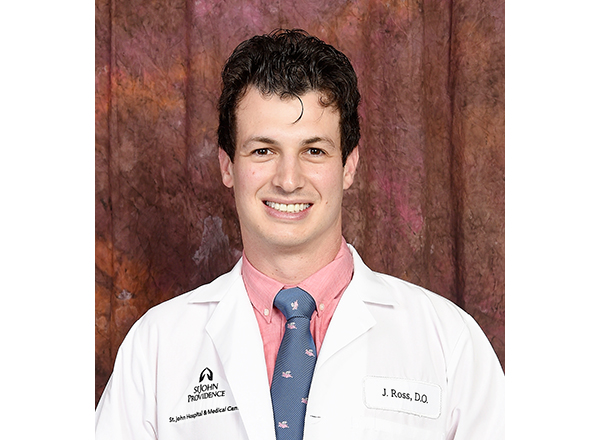 Headshot of Dr. Jared Ross