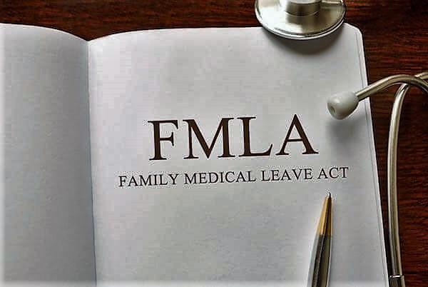 Image of the FMLA logo