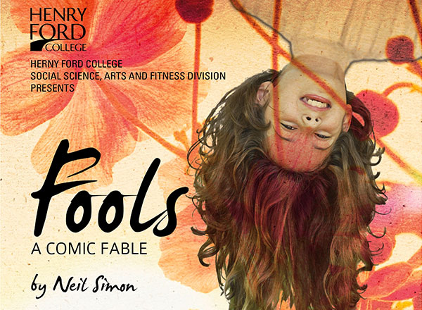 "HFC Presents Neil Simon's ""Fools"" June 19-29"