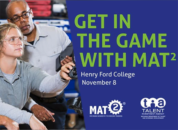 Get in the Game with MAT2 graphic
