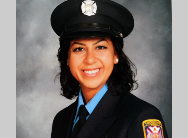 Mona Markabani, a Henry Ford College (HFC) alumna, is the first Arab American, the second woman and the youngest person to join the Lincoln Park Fire Dept. (LPFD).