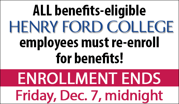 All benefits-eligible employees must re-enroll