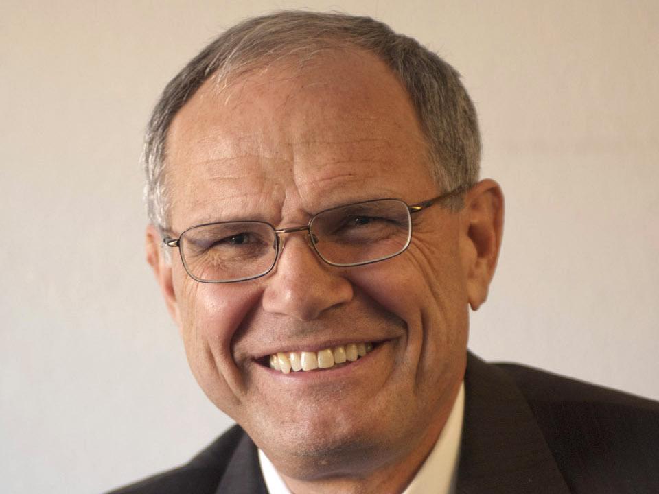 HFC President Dr. Stanley E. Jensen