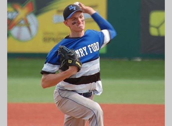 HFC Baseball Player Kyle Roberts was drafted in the 5th round of the MLB draft by the Texas Rangers in June.