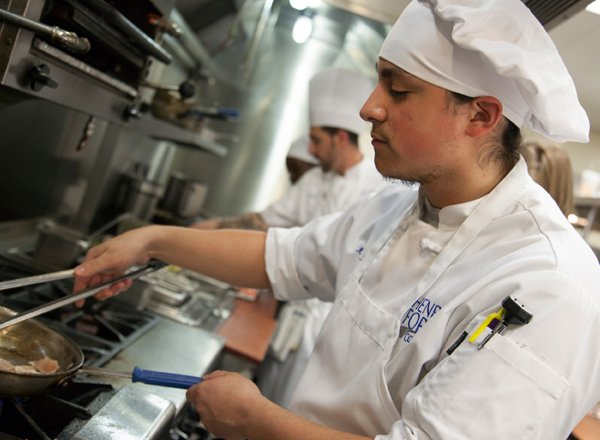 The American Culinary Federation Education Foundation (ACFEF) Accrediting Commission recently renewed a seven-year grant for Henry Ford College's (HFC) Associate of Applied Science in Culinary Arts Degree program.
